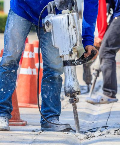 Parking Lot Construction & Restoration