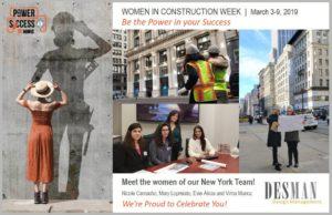 Women in Construction New York Team