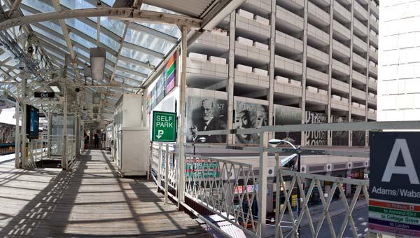 Functional design parking garages