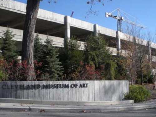 Cleveland Museum of Art Parking