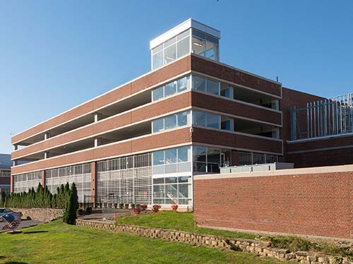 Erie Insurance PArking Structure