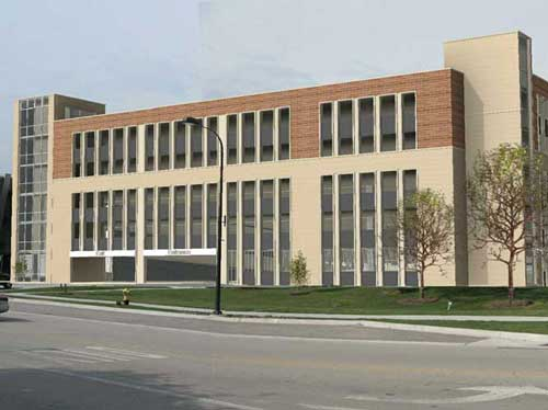 Advocate Lutheran General Hospital Expansion