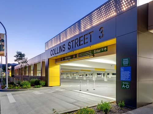 Cal Poly Pomona Parking Structure - Parksmart Bronze Certification