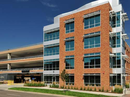 Children's Hospital Parking Garage Expansion