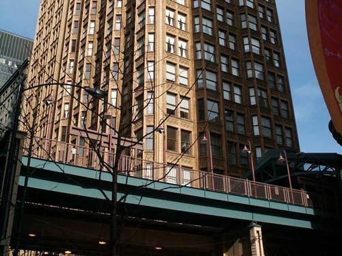 Fisher Building - Restoration of Facade