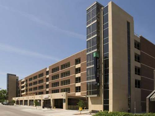 Intermodal Parking Structure