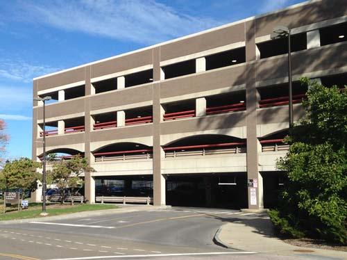 Ithaca Hoy Field Garage