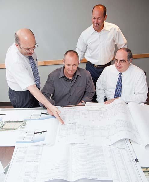 Master Planning Desman Team