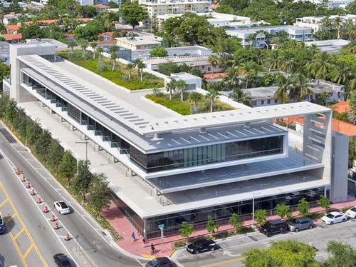 Miami Beach Mixed Use Parking Facility