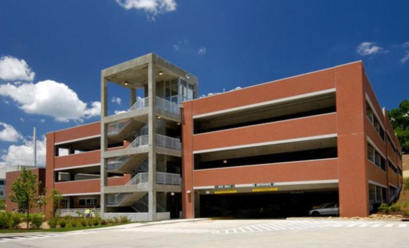 Oak Ridge National Laboratory Enhanced Parking