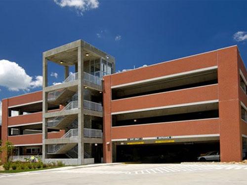 Oak Ridge Parking